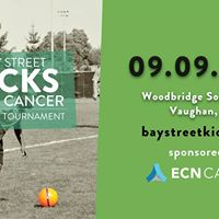 Bay Street Kicks Kids Cancer Soccer Tournament 2017