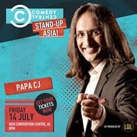 Kuala Lumpur Comedy Centrals Stand-up Asia