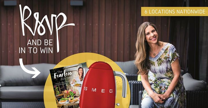 Kitchen Things Presents: The Fearless Kitchen Cookbook Tour at ...