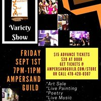 Southern Soul Arts Variety Show