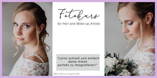 Fotokurs fr Hair and Make-up Artists
