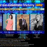 Charlene &amp Co. Celebrate Victory Event