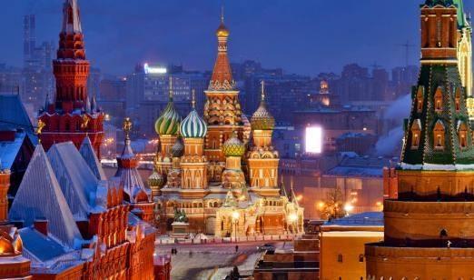 St.petersburg Moskova Beyaz Geceler Rusya Turu