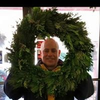 Make your own 24 specialty mixed wreath 55