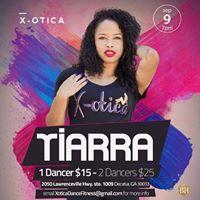 X-Otica with Tiarra Roscoe