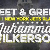 Meet &amp Greet with Mo Wilkerson