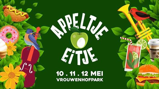 Appeltje Eitje Festival 2019  Roosendaal