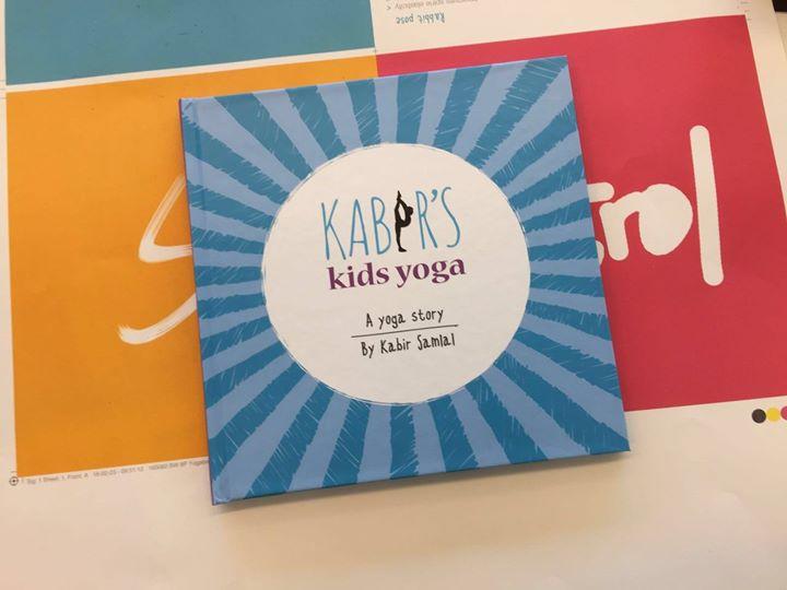 Free Event Yoga and book presentation by Kabir