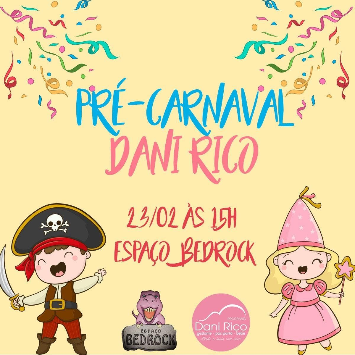 Pr Carnaval Dani Rico