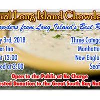 19th Annual Long Island Chowder Contest