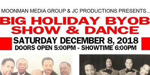 Big Holiday Byob Show Dance At The Odf Center401 Reisterstown Road