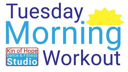 Tuesday Morning Workout (March)