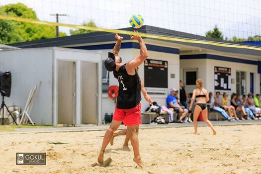 Beach volleyball series Mixed Pairs - North Shore