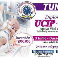 Diplomado UCIP  UCIN (Tunja)