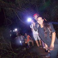 Trilha Noturna no Parque das 8 Cachoeiras