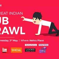 The Great Indian PUB CRAWL - MyPurpleMartini