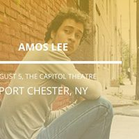 Amos Lee in Port Chester