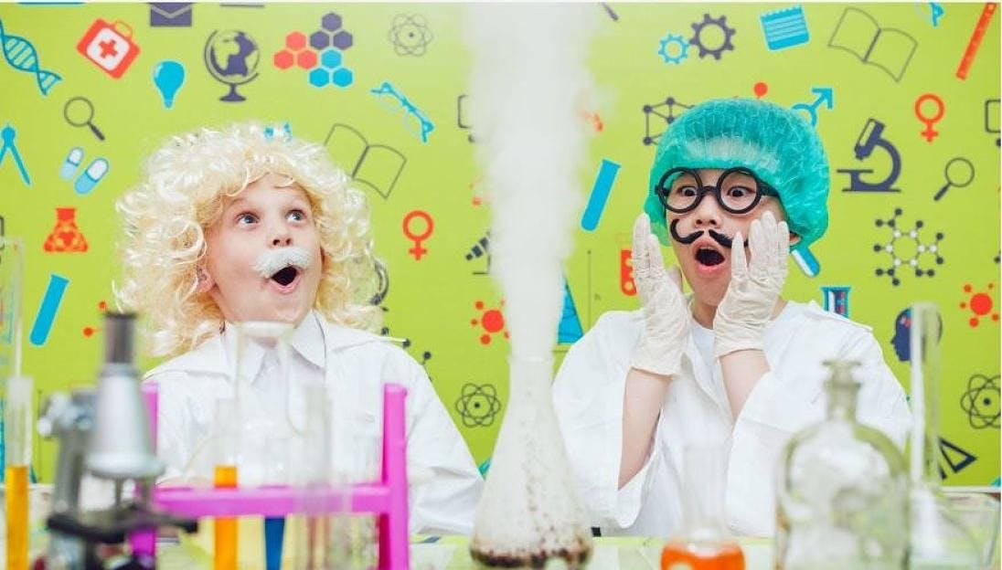 Science Experiments Class for Children & those with Learning Difficulties
