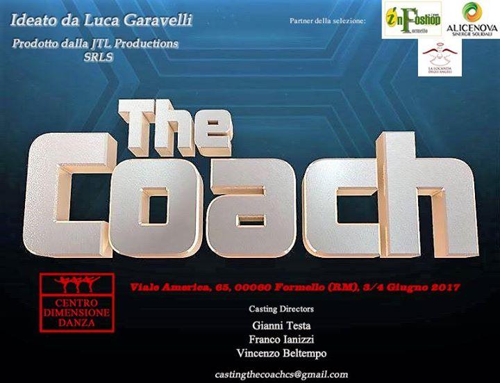 Casting The Coach a Formello