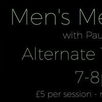 Mens Meditation with Paul Barratt