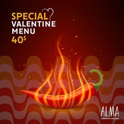 Spicy Valentine