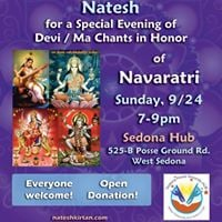 Special Kirtan in Honor of Navaratri