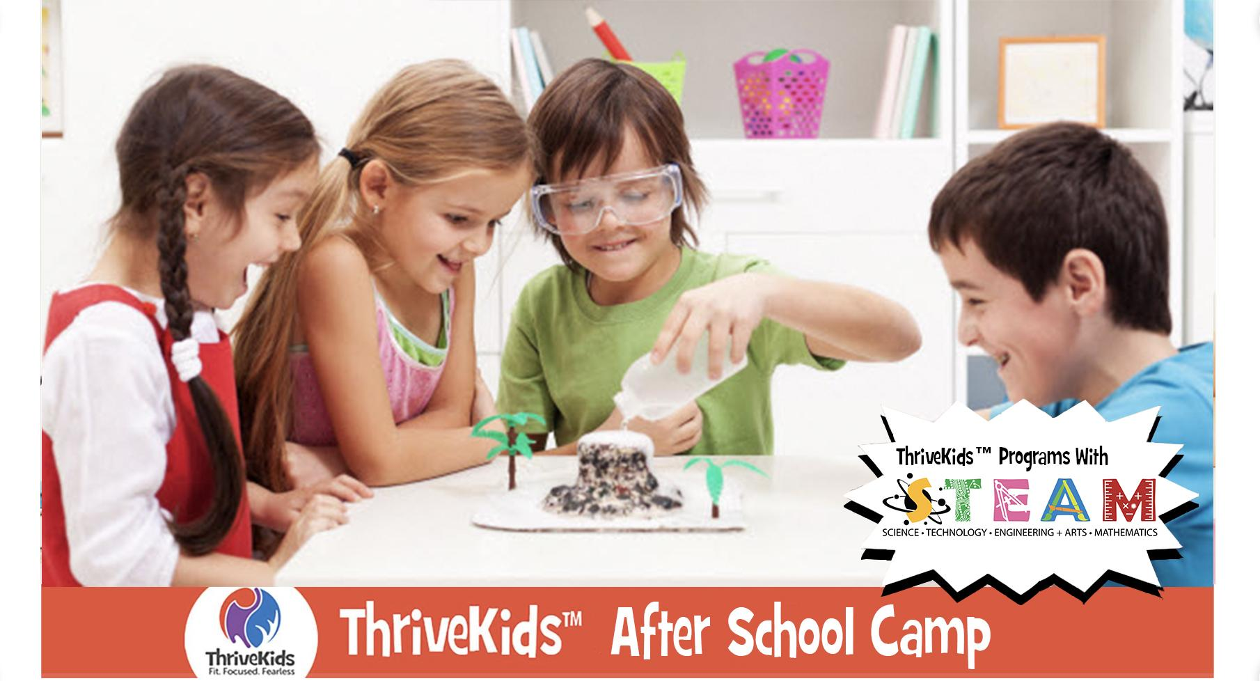 ThriveKids After School Camp - Monday to Friday - June Unlimited Month Pass