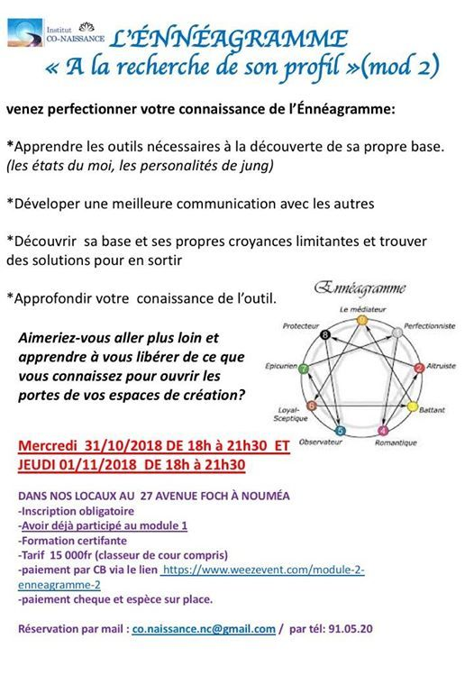 A La Decouverte De Mon Profil Module 2 Enneagramme At 27