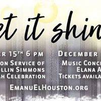 Let It Shine A Musical Concert