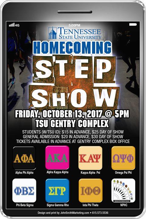TSU Homecoming Step Show