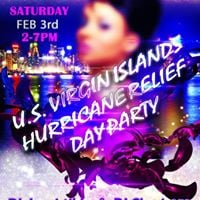 U.S. Virgin Islands Hurricane Relief Day Party &quotTogether We Can&quot