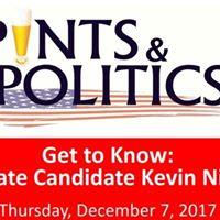 Pints &amp Politics US Senate Candidate Kevin Nicholson