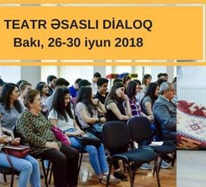 Teatr sasl Dialoq- Bak tlimi