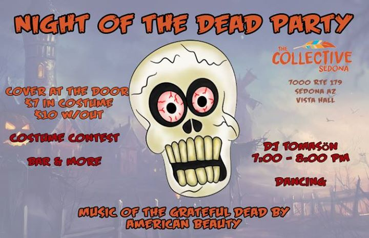 Halloween Party - Night of the Dead Party
