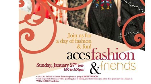 ACES - FASHION & FRIENDS