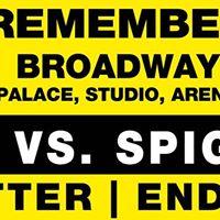 Broadway Remember Party  Pnksd vasrnap  Ers vs. Spigiboy