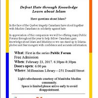 Defeat Hate through Knowledge