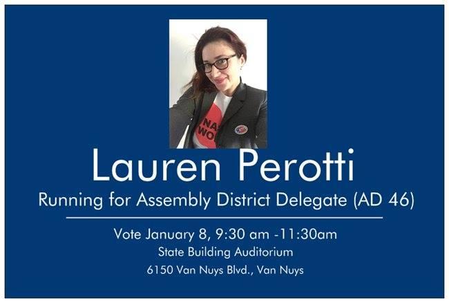 Lauren Perotti for ADD in AD46