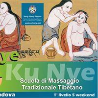 Corso Massaggio Tibetano KUNYE Ilivello Padova