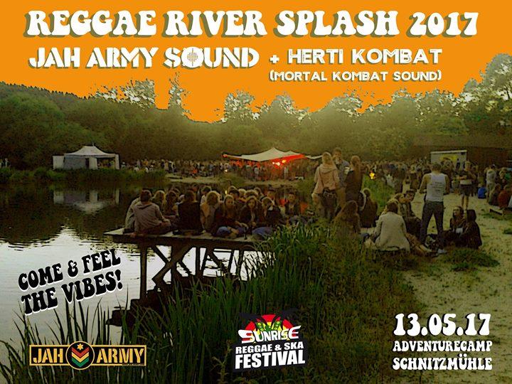 Schnitzmühle Viechtach reggae river splash 2017 at adventurec schnitzmühle viechtach
