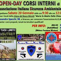 Open-Day Corsi Interni AISA