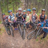 Trek Dirt Series Mountain Bike Camp - Edmonton AB