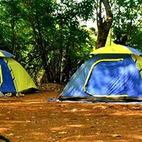 Camping Rajmachi Village near Lonavala on 21st 22nd January 2017