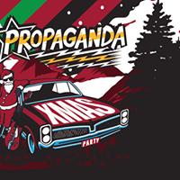 Propaganda XMAS Party