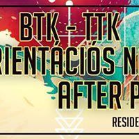 PTE Btk-Ttk I Orientcis Nap After Party I 08.29 Kedd