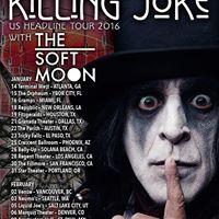 Killing Joke 2016 US Tour w The Soft Moon