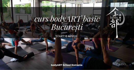 Curs bodyART basic Bucuresti