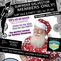 Members Only Party &amp Surf Sale