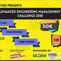 Advanced Engineering Management Challenge (AEMC) 2018