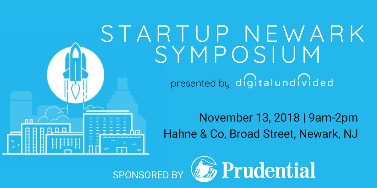 Startup Newark Symposium